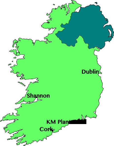 km-map